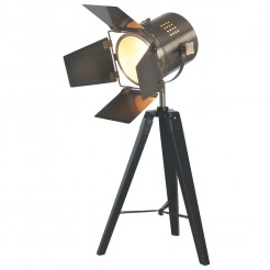 Black Tripod Table Film Lamp