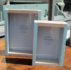 Turquoise Box Frames