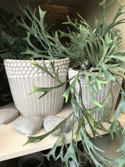 Faux or Fake Plants