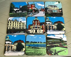 Wimbledon Art Coasters