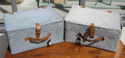 Lidded Case Style Boxes