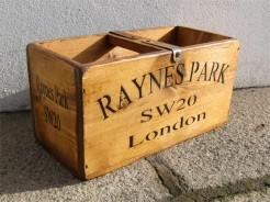 Raynes Park SW20 Box or Trug