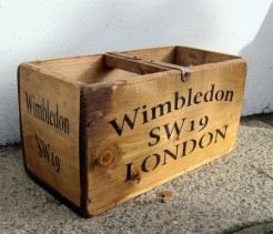 Wimbledon Box or Trug