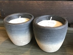 St Eval Coastal Scented Candle Pots
