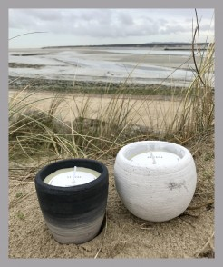 St Eval New Candle Pots