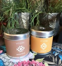 St Eval Retreat Candle Tins