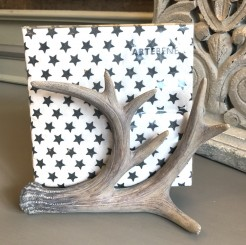 Antler Napkin Holder