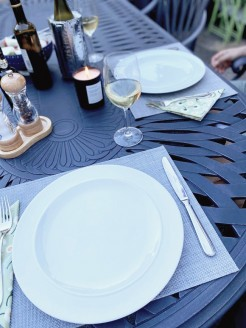 Wipeable Rectangular Placemats