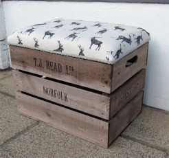 Apple Box Stag Boxes and Benches