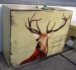 Stag Case Large