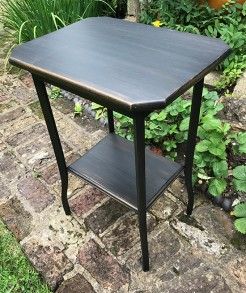 Hand painted Vintage Small Table