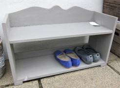 Painted Shoe Racks