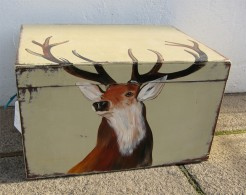 Stag Trunk Chest Box