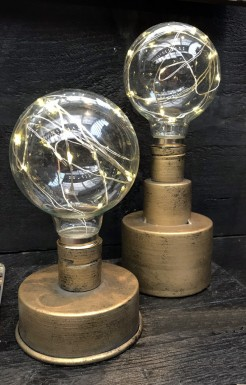 LED GLobe Lights