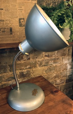 Vintage Stephen Glover Upcycled Lamp