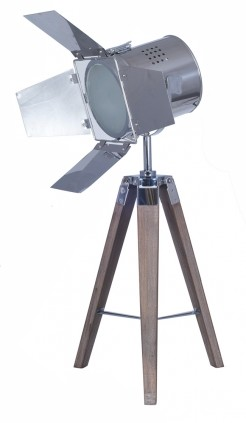 Tripod Tabletop Film Light