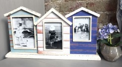 Triple Beach Hut Frame