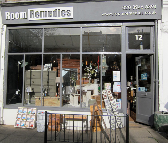 Room Remedies Shop in Raynes Park